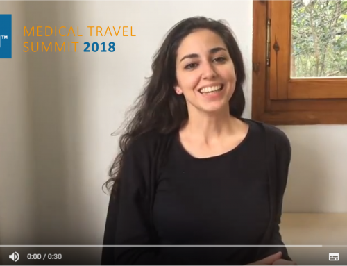 Hear from the brightest and best in medical travel