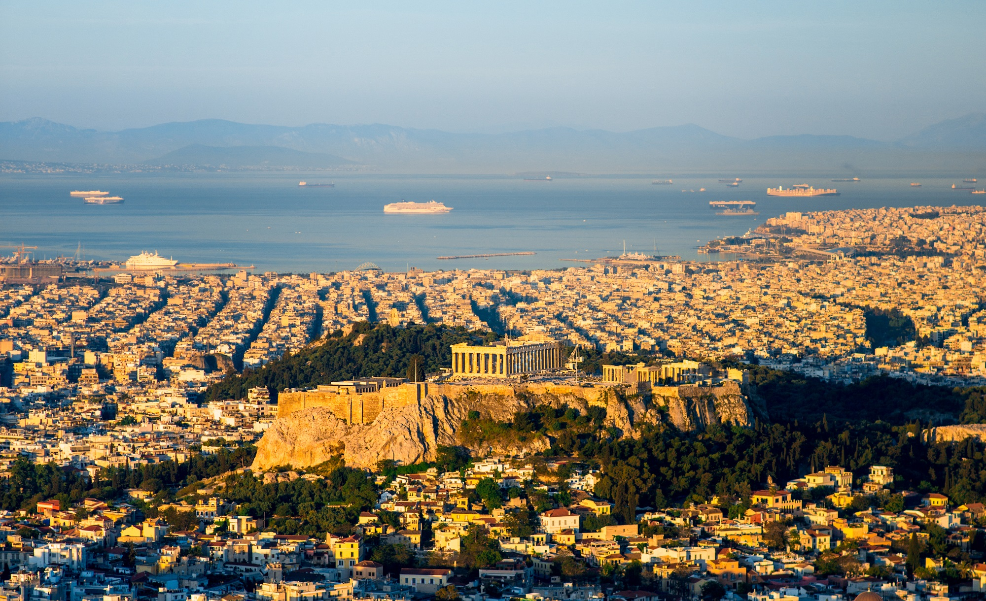 Discover Athens and explore the 2018 Summit venue